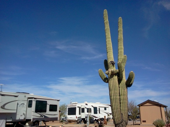 Arizona RV Parks Directory