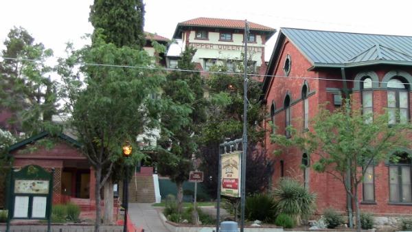 Copper Queen Hotel in Bisbee