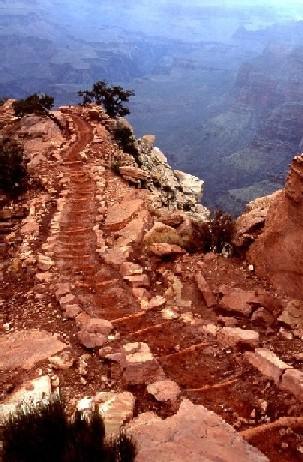 Grand Canyon Steps