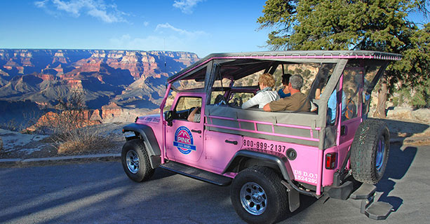 North Canyon with Sunset Jeep Excursion
