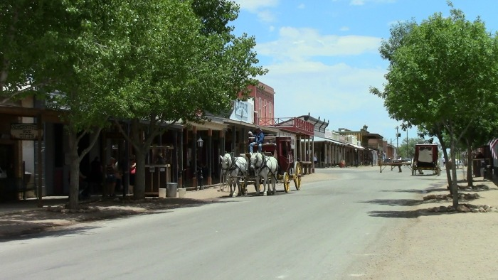 Tombstone Arizona Main Street