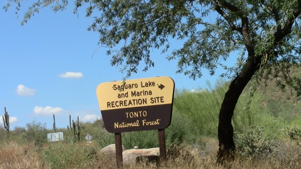 Tonto National Forest Recreation Site
