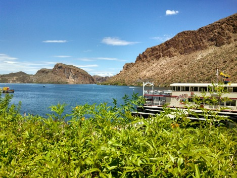 Arizona Boat Tour