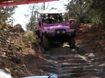 Jeep Tours in Arizona